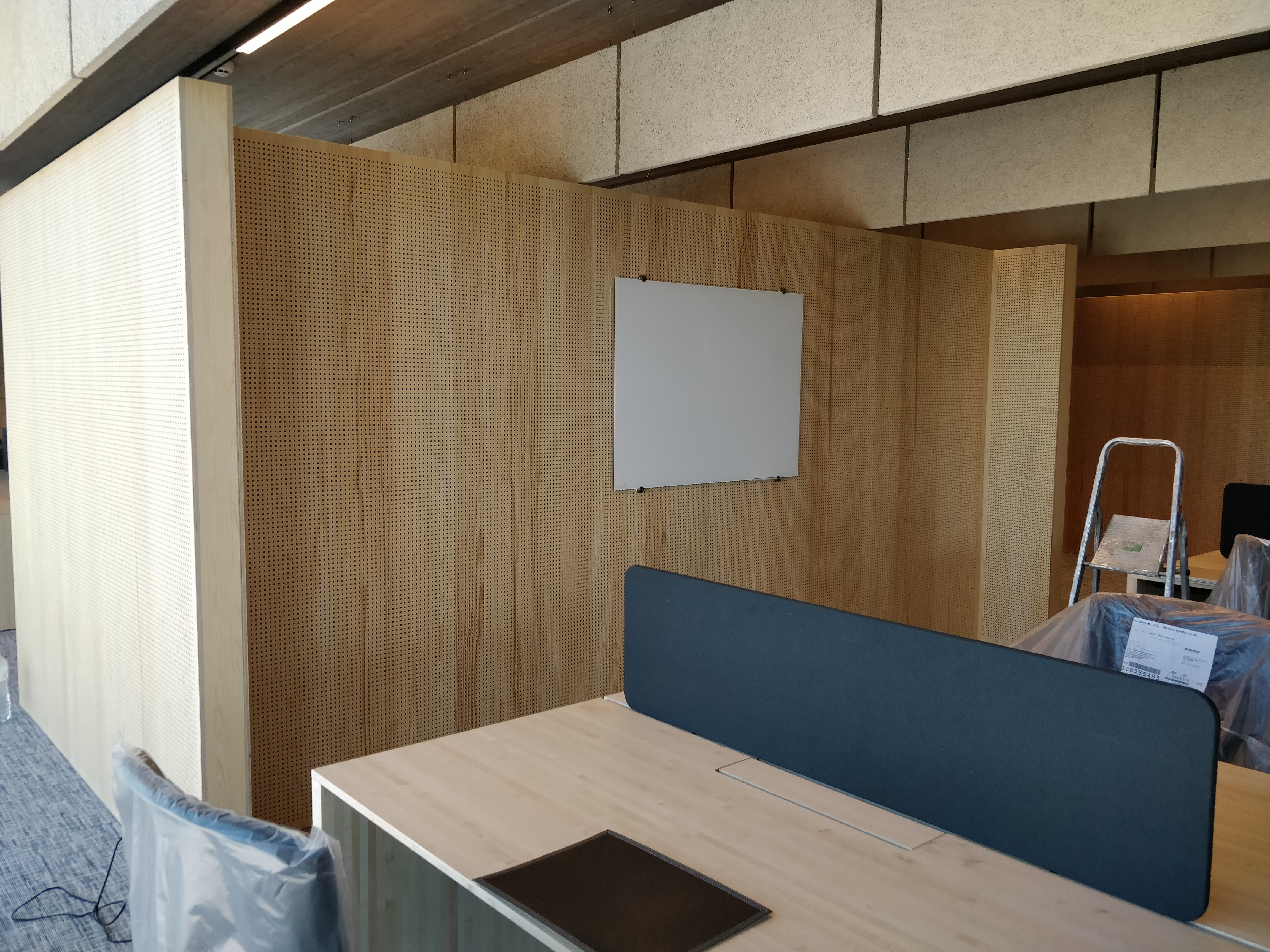 Club Brugge - Marcelis Smart Office - Legamaster glasbord - Belgie - Vlaams brabant