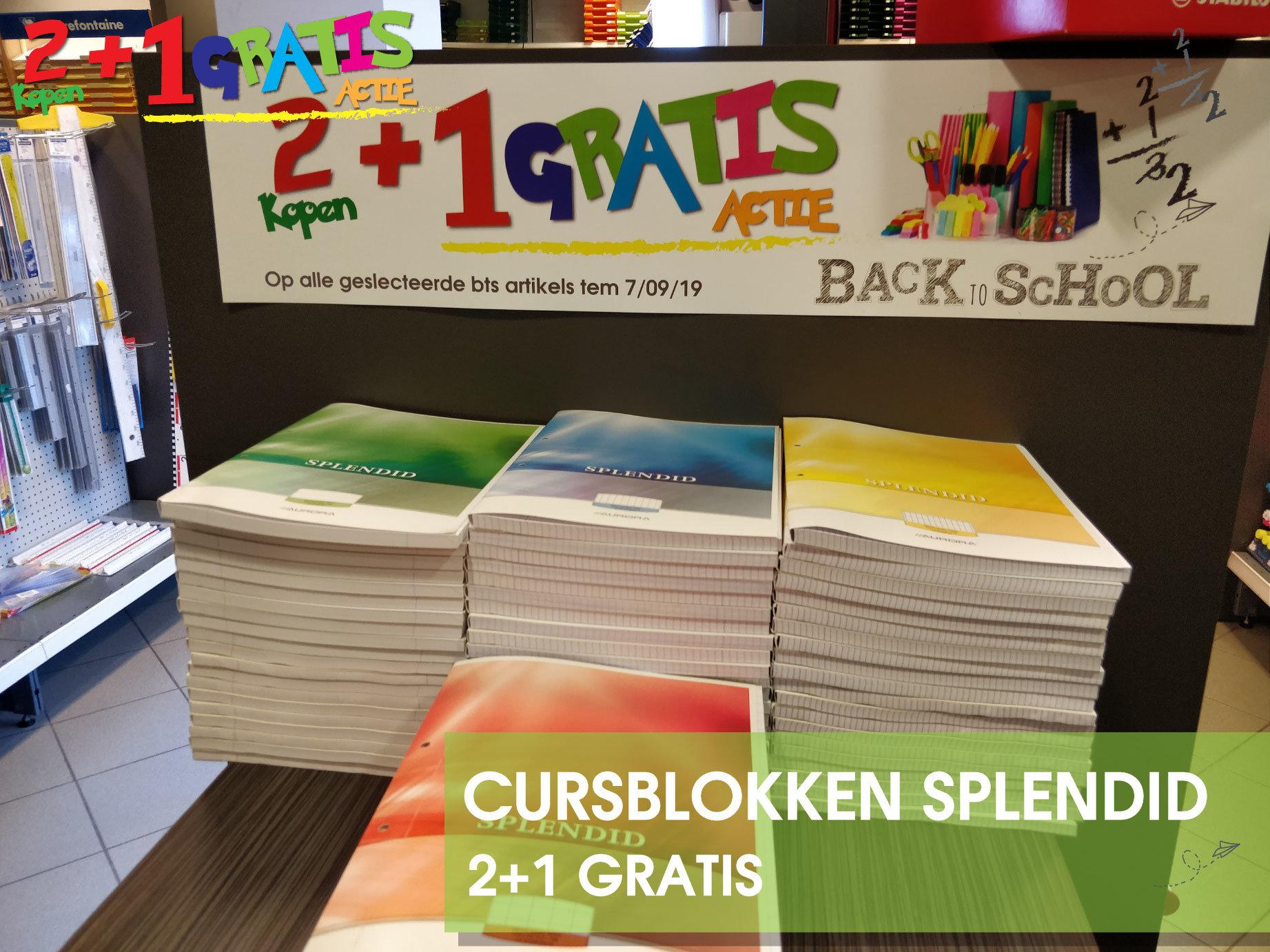 Marcelis-School-materiaal-splendid-cursusblok-promo-2+1-gratis-actie