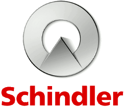 Schindler logo marcelis clevertouch barco