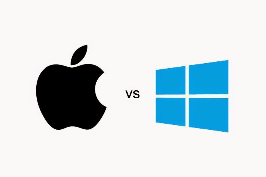 marcelis apple macbook vs windows