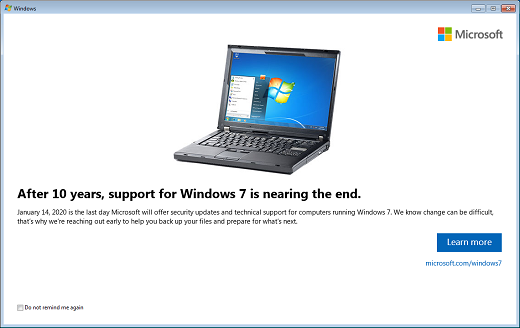 windows 7 einde marcelis laptop