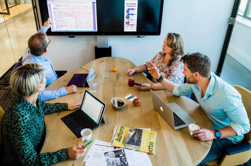 CTOUCH 2share Essentials Delen met Voila Marcelis Smart Office