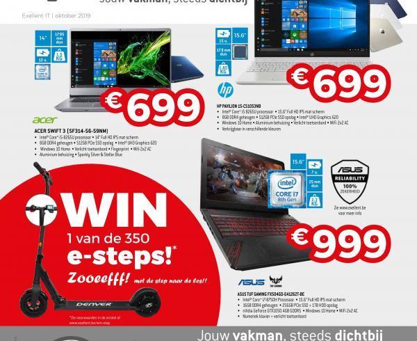 Marcelis Smart Office Exellent Folder Laptop Printer Promoties acties 1