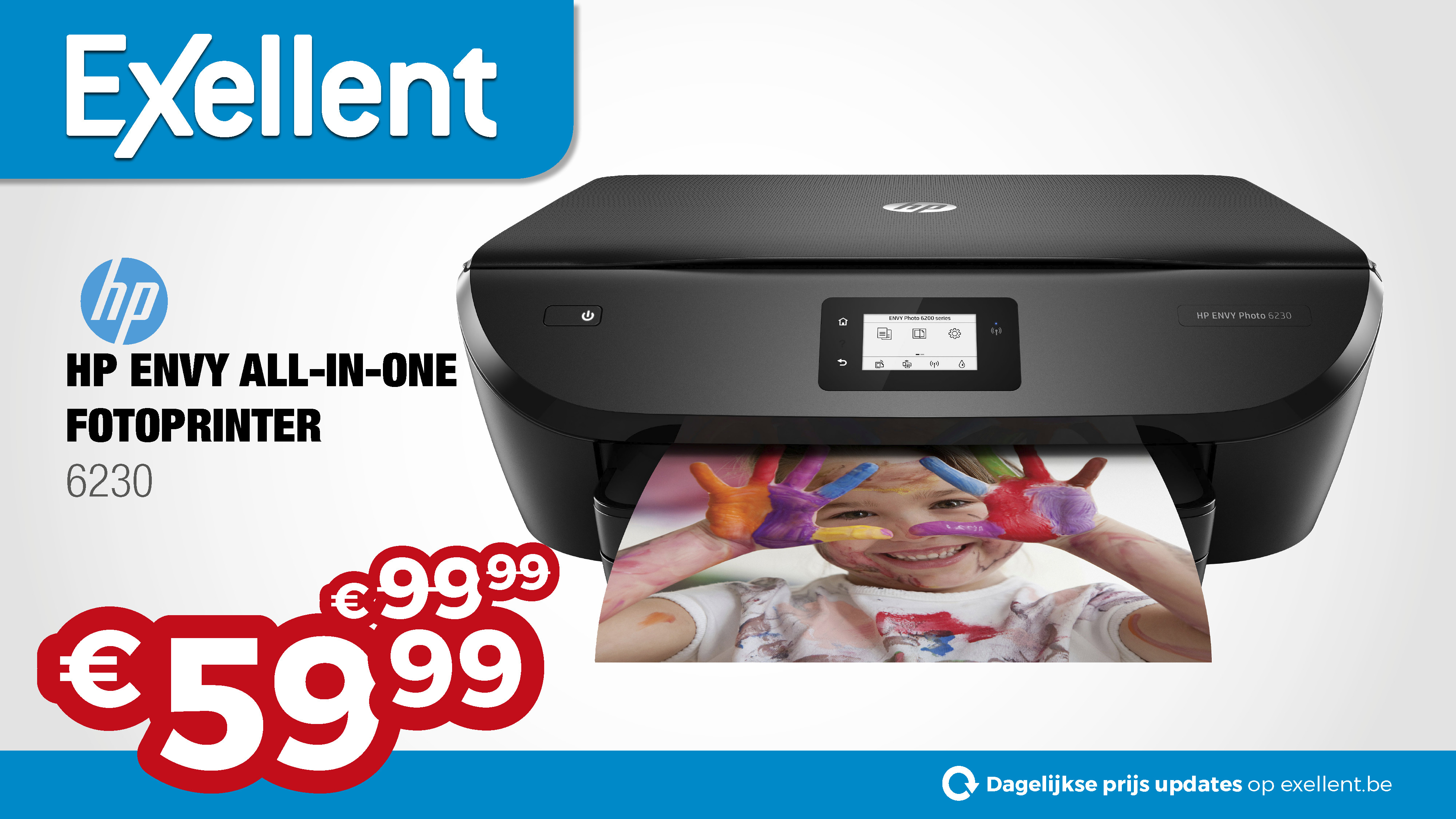 Marcelis smart office hp printer exellent it