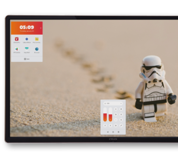 CTOUCH Riva One Touch digibord kopen belgie service onderwijs educatie