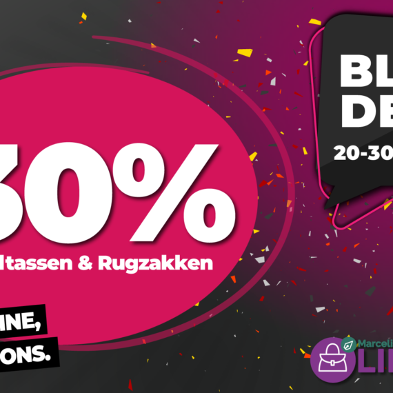 Lifestyle shop kortingen black friday deal
