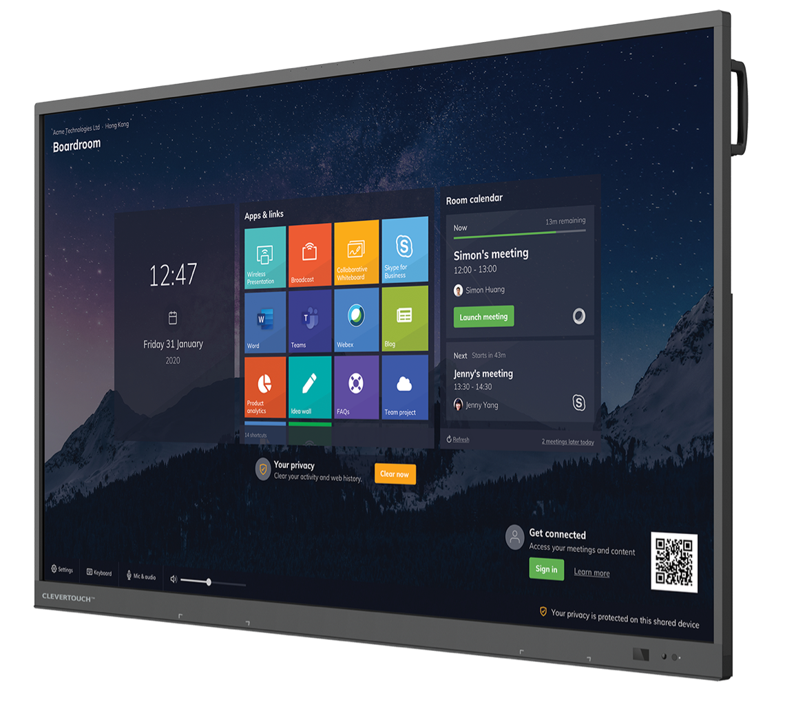 Clevertouch_Belgie_ux_pro_screen_touch_digibord